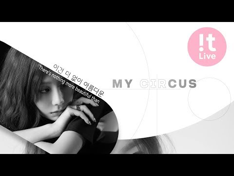 TAEYEON 태연 'Circus' Lyric Video