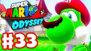 Super Mario Odyssey - Gameplay Walkthrough Part 33 - Yoshi! (Nintendo Switch)