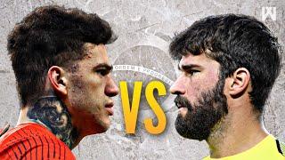 Alisson Becker vs Ederson Moraes - Who is the Best? ● 2019 Brazil HD