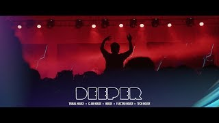 DJ Kantik - Deeper (21 Temmuz'da Tüm Digital Platformlarda)