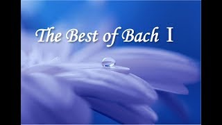 J.S. BACH: All 5 Songs -  Happy Classical Music - New Classical Music - Uplifting / Enjoyable Music
