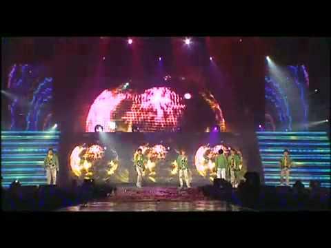 super junior T - no one like me [super show dvd]