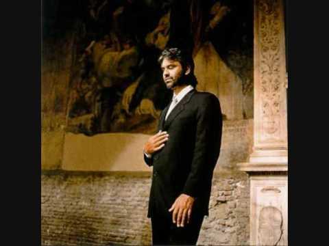 En aranjuez con tu amor - Andrea Bocelli