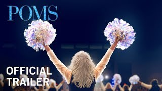Poms | Official Trailer [HD] | Now In Theaters