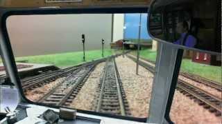 Tour on my model railway