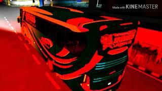 Cinematic versi bussid. [MOD JB3 MBS ] SKINNYA DARI ALFARRUQ/MP. DJ KEMARIN SEVENTEEN.....!!!!!