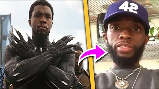 10 things you did not know about Chadwick Boseman