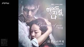 【繁中字】白智榮(白智英) - Because Of You(海德哲基爾與我OST)