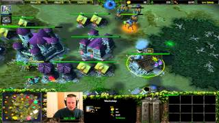 Warcraft 3 - 590 (4v4 RT)