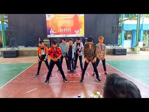 EXO - Dubstep - The Eve - Kokobop(코코밥) Dance Cover By EUFEME From INDONESIA.
