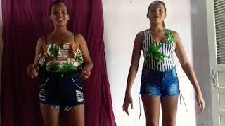 Primeiro vídeo dançando  a música - Silentó-watch Me