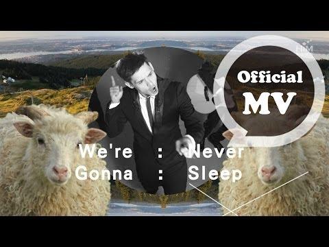 倪安東 Anthony Neely [死不睡覺 Death to Sleep] Official MV HD
