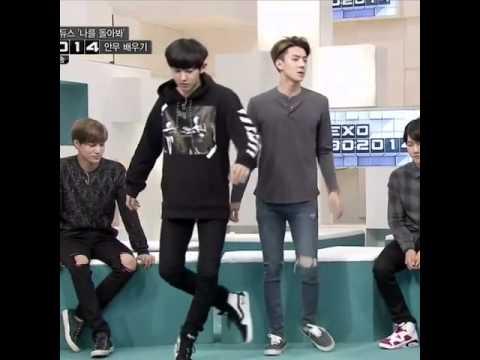 Chanyeol bắt chước Sehun và cái kết không thể tưởng tượng nổi - ViKpop.Com