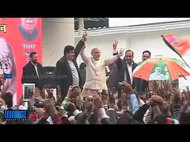 Narendra Modi Takes Charge as BJP PM Candidate, L K Advani Isolated