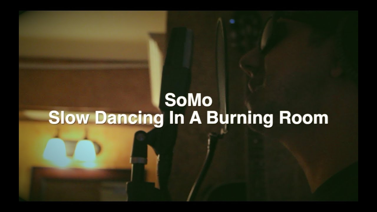 John Mayer Slow Dancing In A Burning Room Rendition By