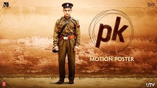 PK First Motion Poster HD
