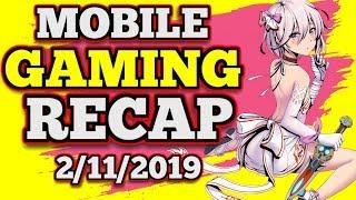 Mobile GAMING Recap : Revolve8, Final Blade, Valkyrie Anatomia,  Raid Shadow Legends