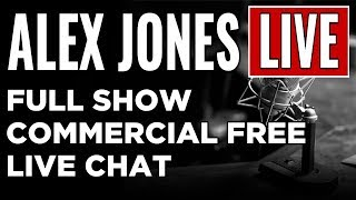📢 Alex Jones Show • Commercial Free • Wednesday 10/18/17 ► Infowars Stream