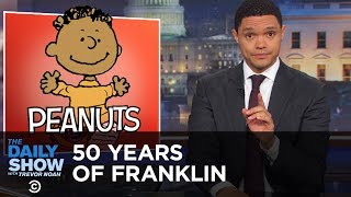 """Franklin's 50th """"Peanuts"""" Anniversary 