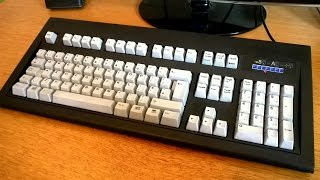 Unicomp Model M review (buckling springs)