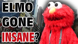 Anti-Semitic Elmo - Internet Hall of Fame