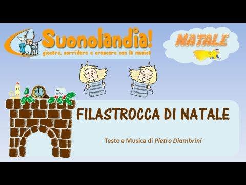 FILASTROCCA DI NATALE - Canzoni di Natale per bambini di Pietro Diambrini