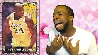 PINK DIAMOND SHAQ FINALLY! NBA 2k15 MyTeam REBOUNDING CHEESE IS HERE! Pack Opening! Funny