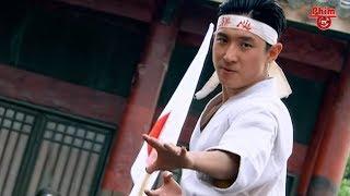 Mã Vĩnh Trinh dạy cho cao thủ Karate biết thế nào là thất bại ? | Tân Mã Vĩnh Trinh