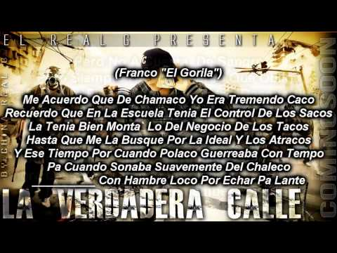 De Chamaquito Yo(Remix) [Letra] Randy Glock Ft. Polaco, Ñengo Flow, Franco El Gorila, Gotay...