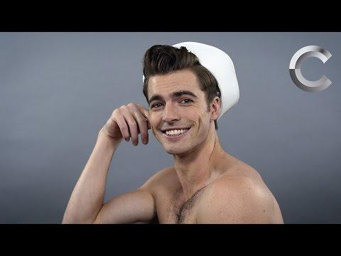 USA Men (Samuel)   100 Years of Beauty   Alt - Ep 34   Cut