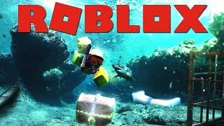 DIEPZEEDUIKEN IN ROBLOX !! | Scuba Diving Simulator