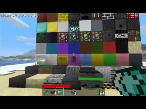 mind craft videos minecraft futuristic texture pack all the blocks 2439
