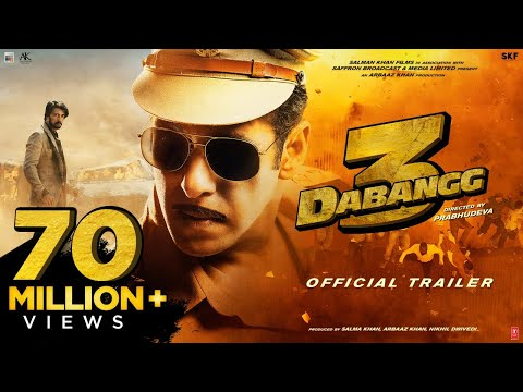 Dabangg 3: Official Motion Poster