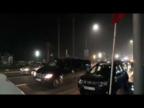أول فيديو من عين الذياب ليلة رأس السنة .. شاهد ماذا يحدث الان