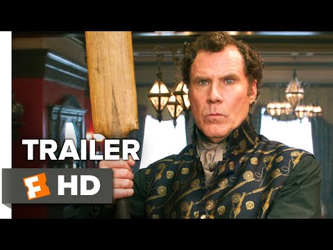 Holmes & Watson Trailer #1 (2018)