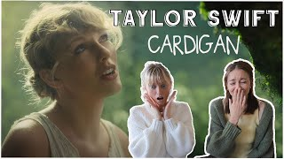 CARDIGAN - TAYLOR SWIFT: Music video reaction + FOLKLORE CHAT