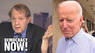 Jonathan Kozol: Joe Biden Didn't Just Praise Segregationists. He Also Spent Years Fighting Busing