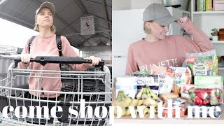 Come Grocery Shop With Me & My Kids | VLOG
