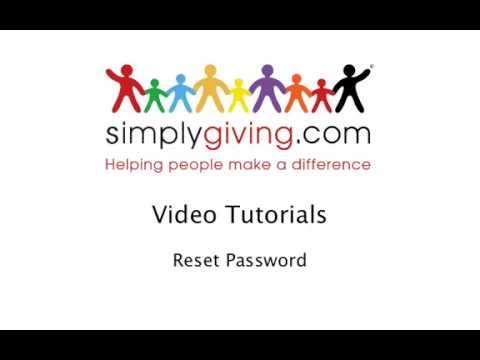 VideoTutorial HowToChangeLongPassword