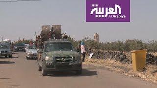 المرصد: داعش اختطف 20 سيدة و16 طفلا     -