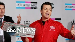 Papa John's founder accused of sexual harassment