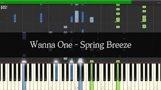 워너원 (Wanna One) - 봄바람 (Spring Breeze) 배우기 | 신기원 피아노 튜토리얼 Piano Tutorial