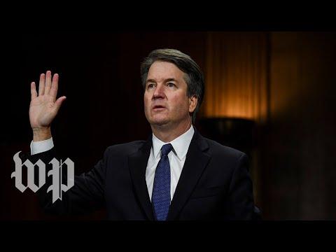 Brett Kavanaugh's testimony, in 3 minutes