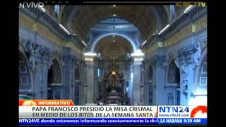 http://reliartes.blogspot.com.es/2014/04/jueves-santo-en-roma-2014.html