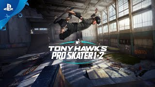 Tony hawk's pro skater 1+2 :  bande-annonce