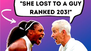 FOUR TIMES that Men and Women Faced Off in Tennis