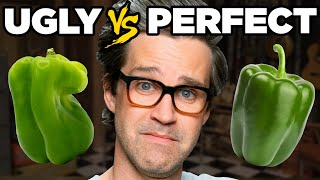 Do Ugly Foods Taste Worse? Taste Test