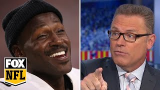 Antonio Brown is a 'team destroyer', says former Raider Howie Long | FOX NFL