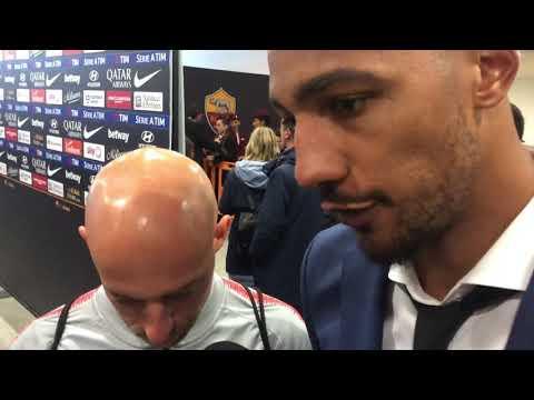 """Nzonzi: """"Dobbiamo crederci fino alla fine. Futuro? Sto bene a Roma"""""""