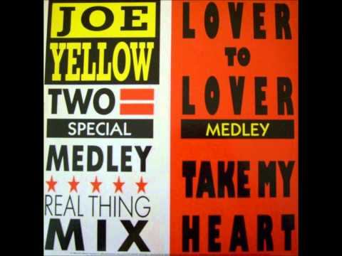 Joe Yellow - I'm Your Lover Medley Love At First (Special Medley)